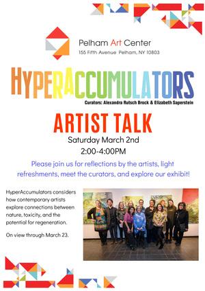 HyperAccumulators - Artists' Talk