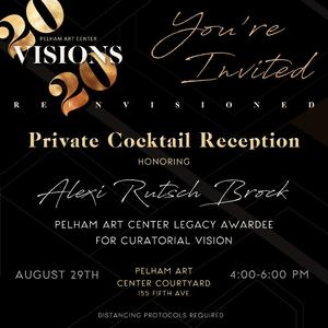Legacy Award for Curatorial Vision