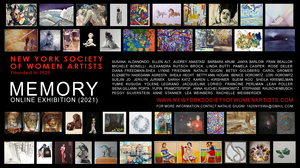 MEMORY BY THE NEW YORK SOCIETY OF WOMEN ARTISTS, 2021